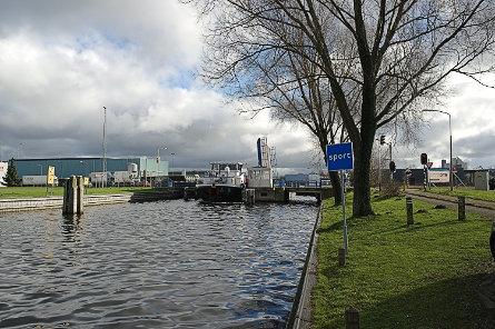 Foto Arkervaartbrug (in N301)