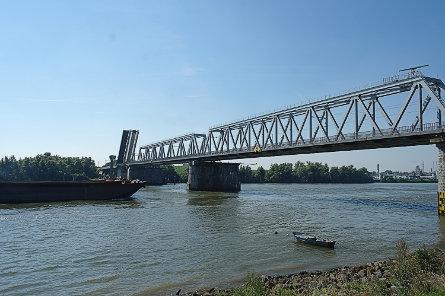 Foto Baanhoekspoorbrug