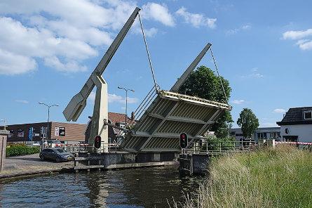 Foto Blokhuisbrug, Woerden
