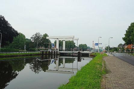 Foto Bergentheim, brug