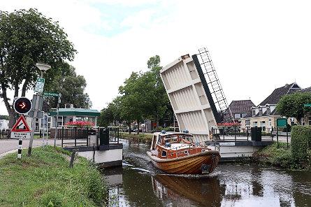 Foto Donkerbroek / Donkerbroek, Opsterlânske Kompanjonsfeart