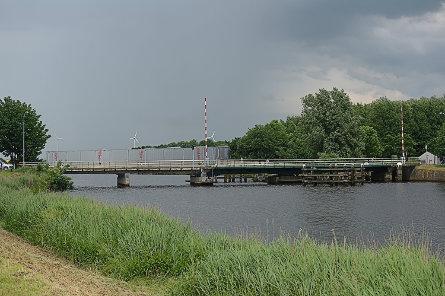 Foto Nieuweschans, brug
