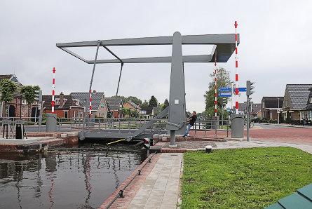 Foto Stokersverlaat Nr. VII, brug over bovenhoofd