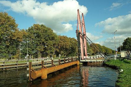 Foto Brug Stad van Gerwen