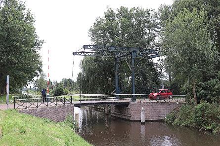 Foto Petersburg, brug in de Peelrug