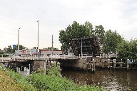 Foto Haastrechtse brug