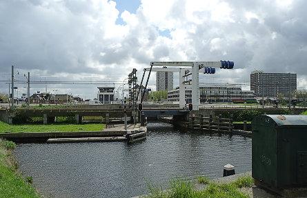 Foto Havenspoorbrug Vlaardingen