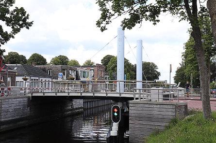 Foto Hoofdbrug, Oosterwolde