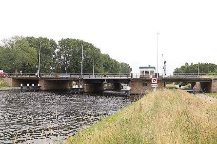 Foto Hooghkamerbrug