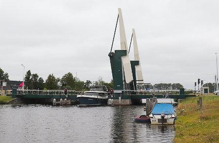 Foto Jousterbrug / Jousterbrug, Heerenveen