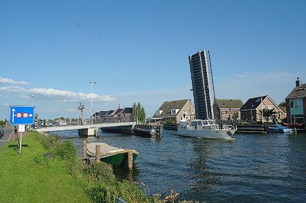 Foto Meerbrug (Brug Nieuwe Wetering)
