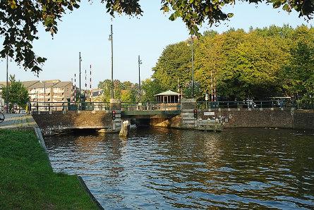 Foto Noorderbrug, Leeuwarden