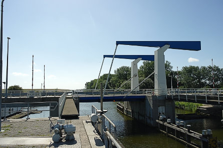 Foto Oostoeverbrug