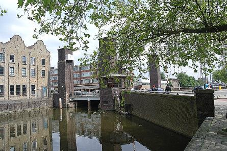 Foto Oranjebrug, Schiedam