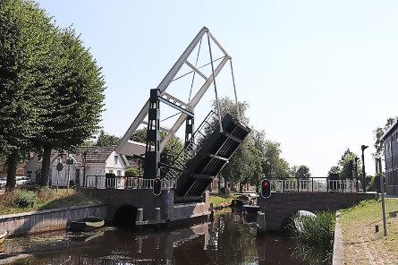 Foto Spaltenbrêge / Spaltenbrêge, Opsterlânske Kompanjonsfeart