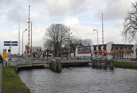 Foto Tonnendijkbrug