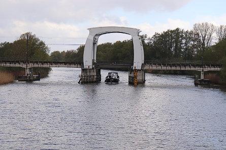 Foto Wantijspoorbrug