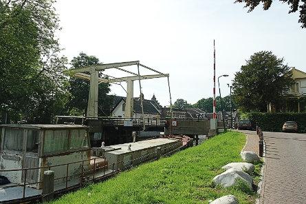 Foto Wethouder D.M. Plompbrug