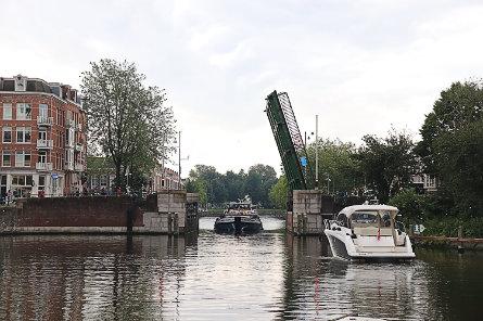 Foto Willemsbrug, Amsterdam