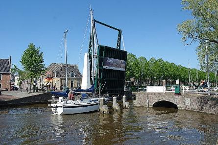 Foto Woudpoortbrug