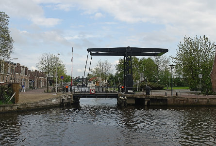 Foto Woudvaartsbrug