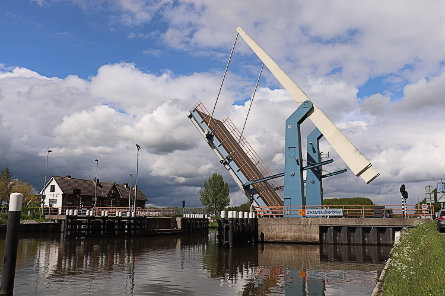 Foto Zwaanskuikenbrug