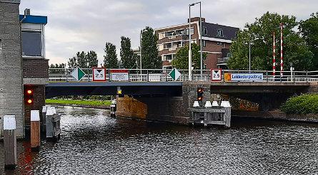 Foto Leiderdorpsebrug